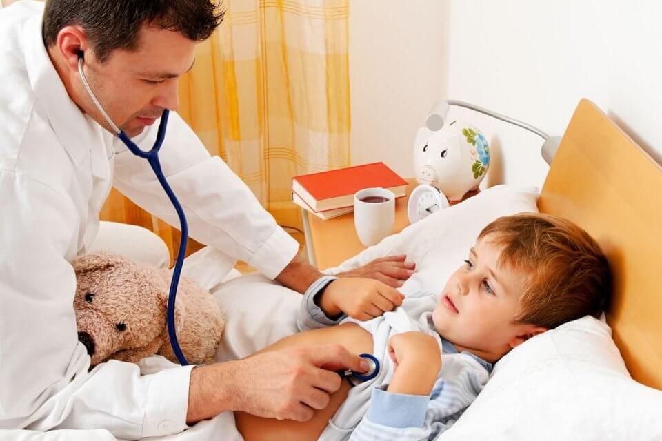 Госуслуги: Вызов врача на дом